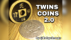 Twins Coins 2.0 by Roby El Mago